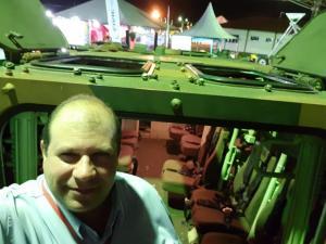 Visite o Stand da Infantaria do Exercito Brasileiro na Expo-Goio-2019