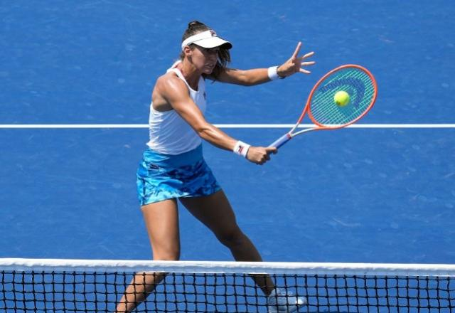 Stefani quebra escrita de 53 anos e busca inspiração em Maria Esther Bueno no US Open