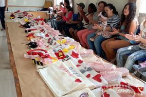 Assistência Social de Goioerê finaliza Curso de Artesanato proporcionando conhecimento e renda extra