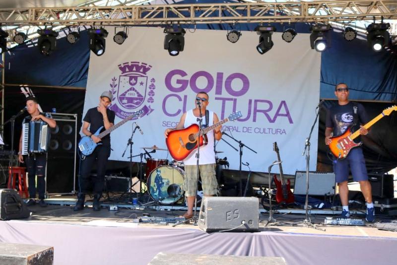 Rock na Praça garante mais uma edição de sucesso e muita música boa na tarde deste domingo em Goioerê