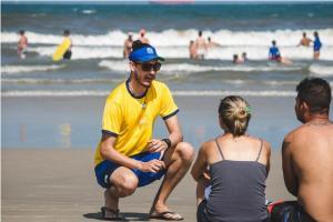 Blitz da Operação Verão Paraná anuncia chegada das atividades esportivas