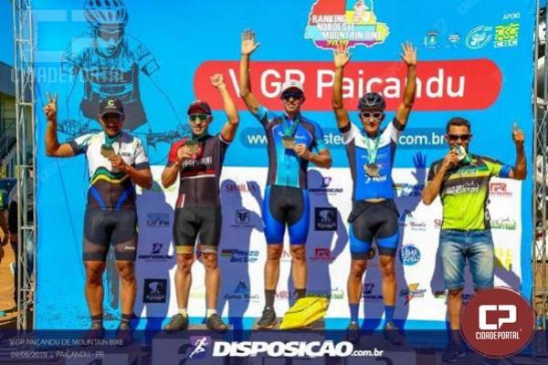 Goioerê fatura 6 pódios e é destaque na 3° Etapa do Ranking Noroeste de Ciclismo