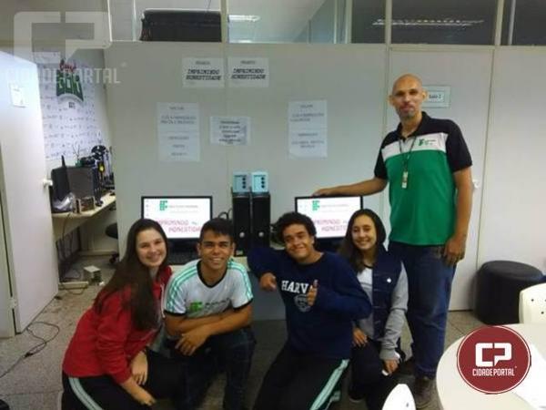 Campus IFPR de Goioerê promove Projeto de Ensino: Imprimindo Honestidade