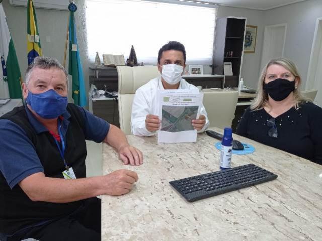 Sonho que se torna realidade: Implantação do alambrado no aeroporto de Goioerê inicia na segunda-feira, 14