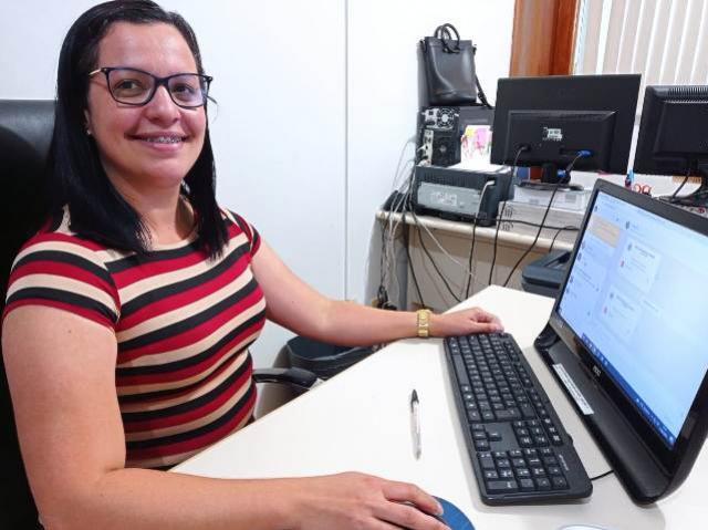 Sandra Souza assume a Secretaria de Compras na Prefeitura deGoioerê