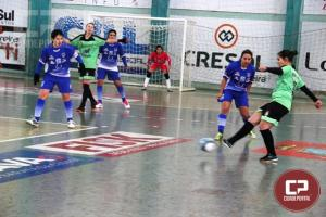 Talento e experiência são colocados à prova na reta final do futsal em Dois Vizinhos