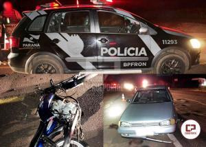 Uma pessoa perde a vida em acidente na PR-323, entre Perobal e Cafezal do Sul