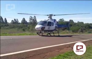 Médico morre em acidente neste sábado, 11 na PR-158 entre Campo Mourão e Peabiru