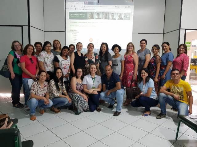 NRE de Goioerê finaliza capacitação de 27 professores em Educação Fiscal