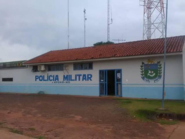 Polícia Militar de Japorã prende suspeito de estupro
