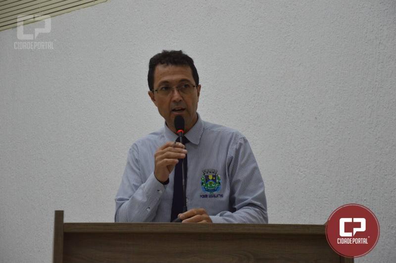 Vereador sugere troca de parte dos 28 alqueires para angariar projeto de casas populares em Goioerê