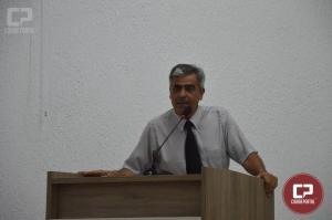 Vereador Joaquim faz duras cobranças à administração municipal de Goioerê