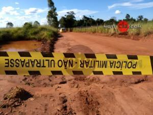 Empresário de Tapejara é encontrado morto na carroceria de sua caminhonete em Cianorte