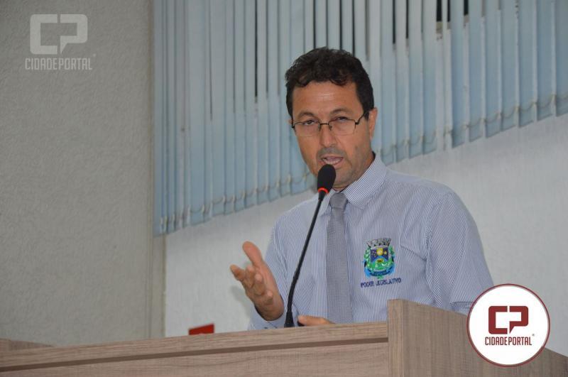 Vereador Jacy apresentou projeto para criação do Programa de Parceria Municipal - PROPAM