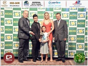 Walleska Shono recebe indicação ao Prêmio de Melhor Advogada - Melhores do Ano Acig 2018