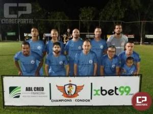 Grande final do Campeonato Condor Champions League no GCC em Goioerê será dia 13