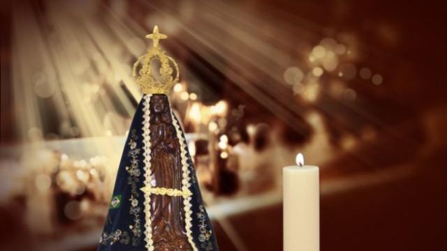 Neste sábado, 12 de Outubro, é comemorado o Dia de Nossa Senhora Aparecida