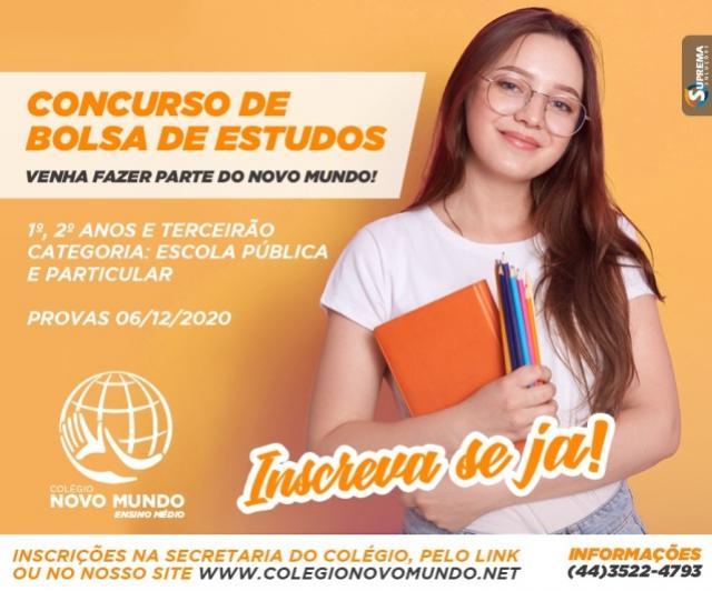 O Colégio Novo Mundo de Goioerê está preparado para dar a melhor educação que seu filho (a) merece
