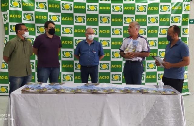 ACIG lança revista e campanha para apoiar comércio local de Goioerê