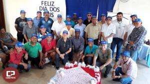 CRAS de Quarto Centenário promoveu homenagem aos pais da Terceira Idade