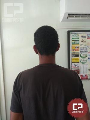 Uma pessoa foi presa por receptação em Tapejara