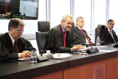 Moacir Gonçalves Neto toma posse para nova gestão como corregedor