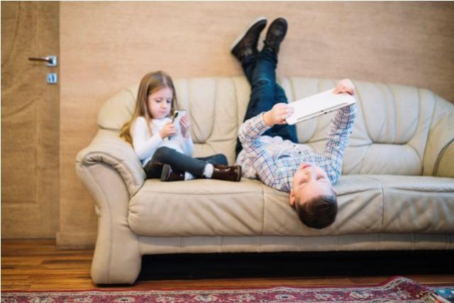 Family Link: Você no controle online dos seus filhos