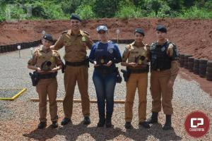4º BPM promove torneio de tiro feminino em comemoração ao Dia Internacional da Mulher