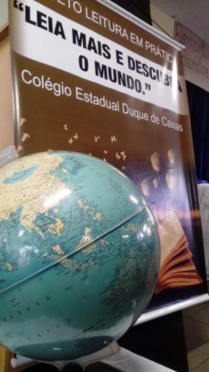 """Abertura do Projeto Leitura em prática """"Leia mais e descubra o Mundo"""" foi realizado nesta terça-feira, 13"""