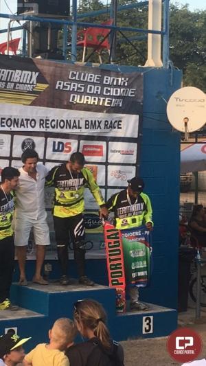 Goioerense fica na 3ª lugar em Campeonato Regional do Algarve de BMX Race em Portugal