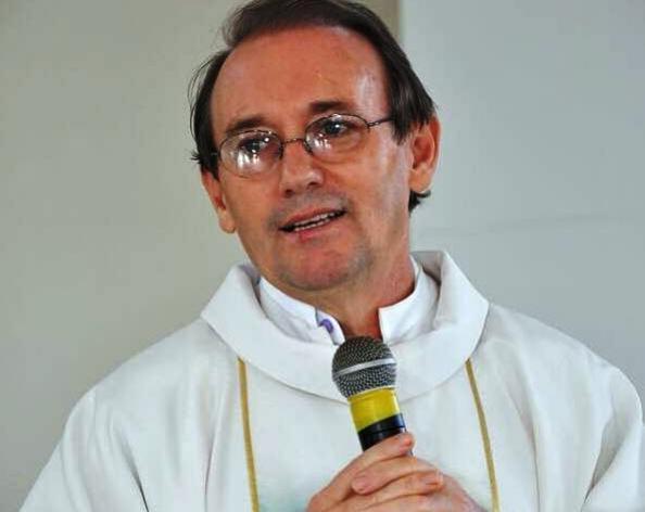 Padre José Elias Feyh será o novo pároco da Paróquia Nossa Senhora das Candeias em 2018