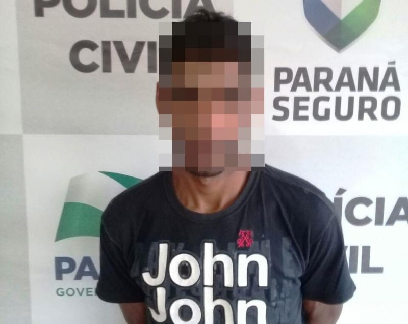Acusado de arrombamento em empresa de cosméticos foi preso nesta quinta-feira, 14