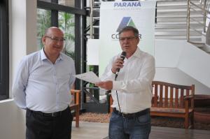 Novo presidente da Cohapar realiza primeira reunião de trabalho com funcionários