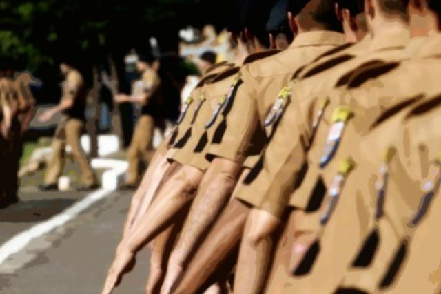 Polícia Militar do destacamento de Quarto Centenário evita roubo em residência de gerente de Mercado