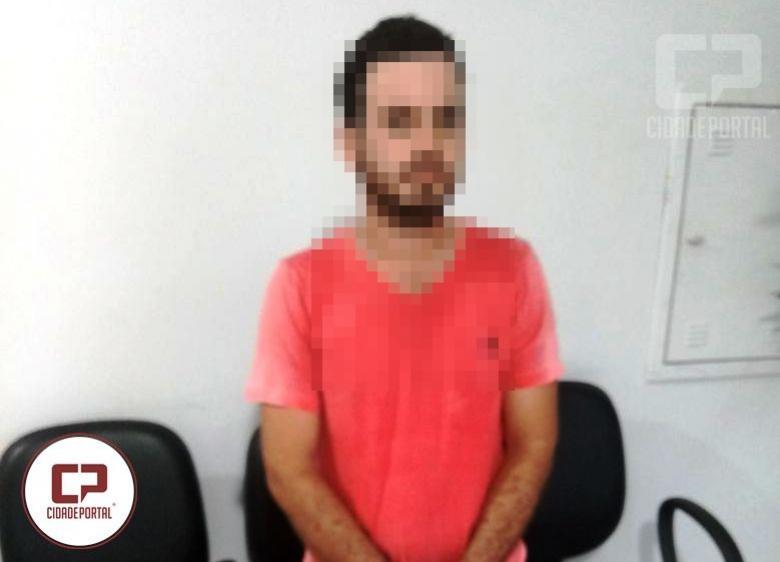 Durante patrulhamento ostensivo Polícia Militar de Goioerê cumpre mandado de prisão em aberto