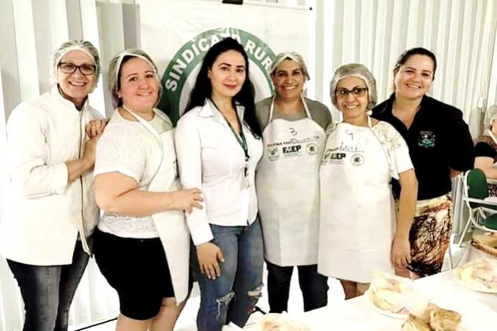 INCOTUR e Sindicato Rural de Goioerê comemoram mais um curso realizado com sucesso