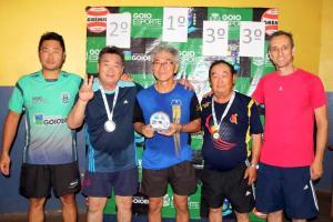 2º Torneio Regional de Tênis de Mesa promovido em Goioerê é elogiado por mesa-tenistas da região