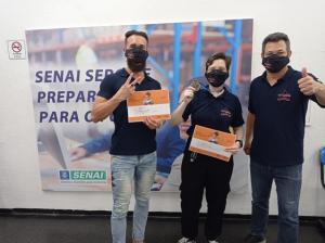 Estudante do Senai no Paraná conquista ouro na etapa nacional da WorldSkills