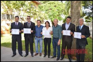 A diplomação dos vereadores eleitos em Moreira Sales, aconteceu na manhã desta quinta-feira, 15