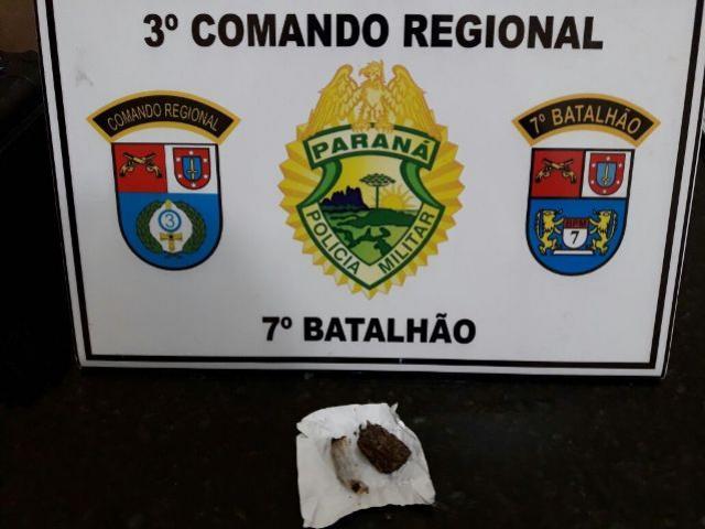 Polícia Militar do 7º batalhão recupera produtos de furto e apreende drogas nos municípios de Cruzeiro do Oeste e Nova Olímpia