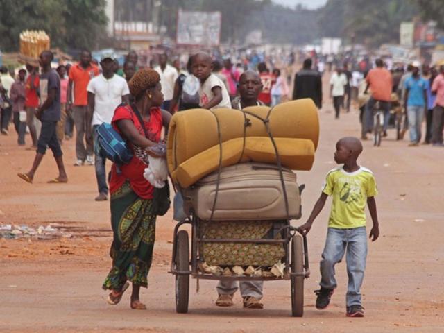 Metade da população da República Centro-Africana precisa de ajuda humanitária