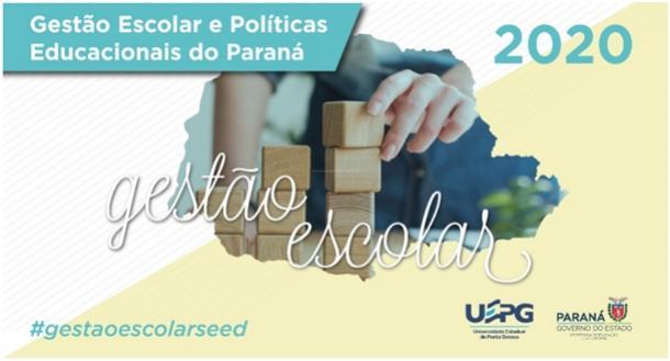 Inscrições para Curso EaD de Gestão Escolar e Políticas Educacionais continuam abertas no Paraná