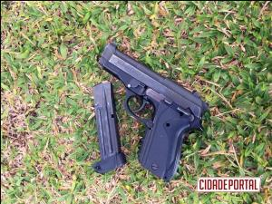Polícia Militar de Luiziana frustra assalto a lotérica e prende três assaltantes