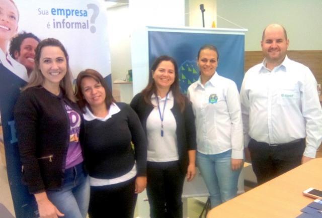 Incotur em parceria com Sala do Empreendedor e Ponto Atendimento Sebrae promoveu visitas itinerantes