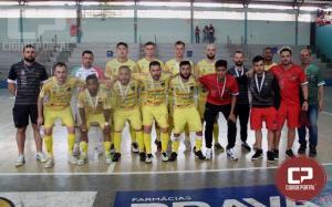 Palmas conquistou o título dos JAPs após 13 anos sem levar título regional no futsal