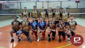 Pato Branco fica com título do voleibol masculino dos JAPs em Dois Vizinhos