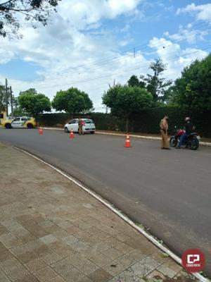 Policiais do 7º BPM realizam Operação divisa integrada e de fiscalização de trânsito
