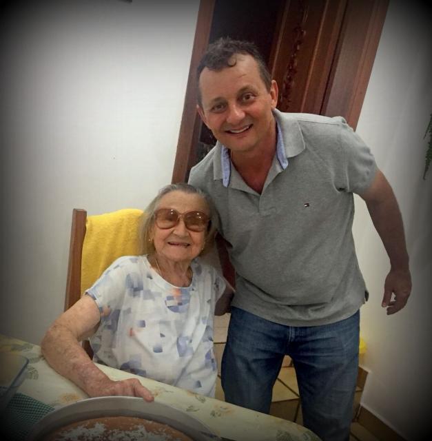 Mãe do Prefeito de Goioerê faleceu no inicio da tarde desta sexta-feira, 17