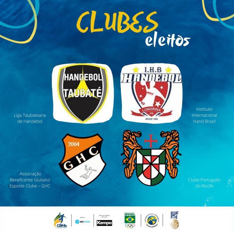Paranaenses são eleitos para as comissões de atletas e de clubes da CBHb