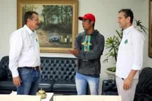 Jovem goioerense é campeão paranaense de Bicicross e disputa o título do Campeonato Brasileiro em São Paulo